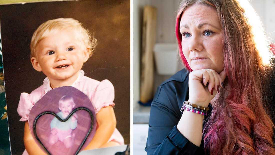 Anneli tycker att den som har misstankar om att ett barn far illa ska följa sin magkänsla. Genom att dela sin historia har hon fått fler att våga öppna upp.