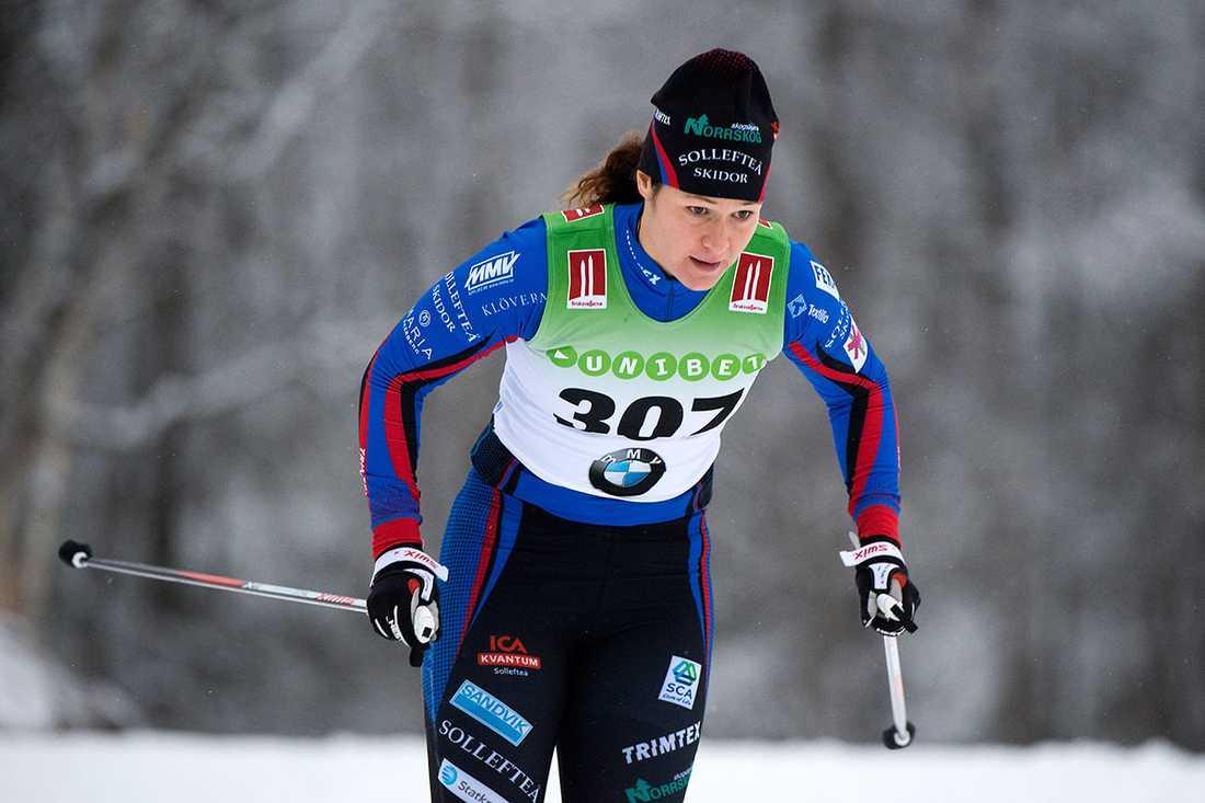 Johansson Norgren vann.