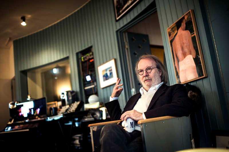 """Benny Andersson har ett nytt album med BAO klart. Åtminstone musiken, Björn Ulvaeus har inte skrivit texterna än. """"Det blir skoj att spela in. Varje gång vi i BAO är i studion tänker jag 'varför är vi inte här hela tiden?'. Det är oslagbart"""", säger Benny."""