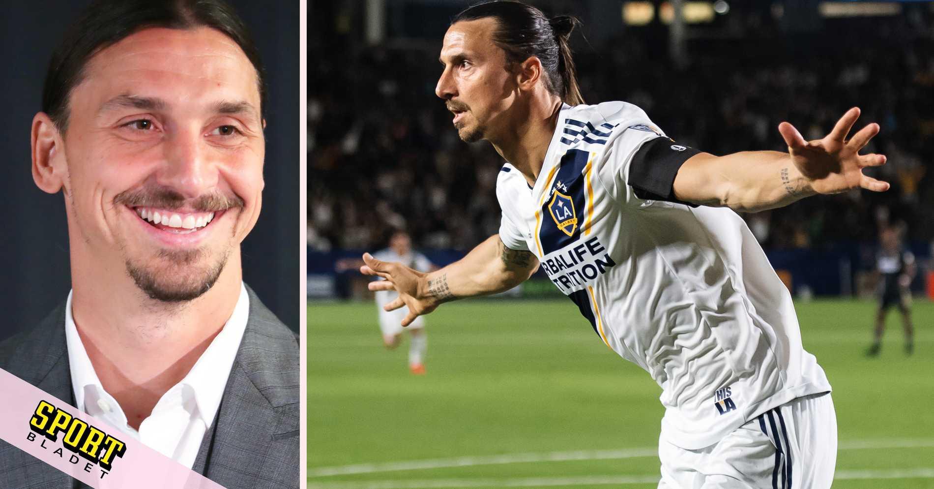Förre bossen avslöjar Zlatans plan