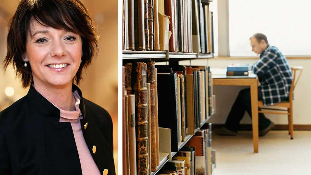 För att göra studier möjligt för fler är det centralt att det finns bra möjligheter till studiefinansiering även högre upp i åldrarna, skriver Matilda Ernkrans (S), Minister för högre utbildning och forskning.
