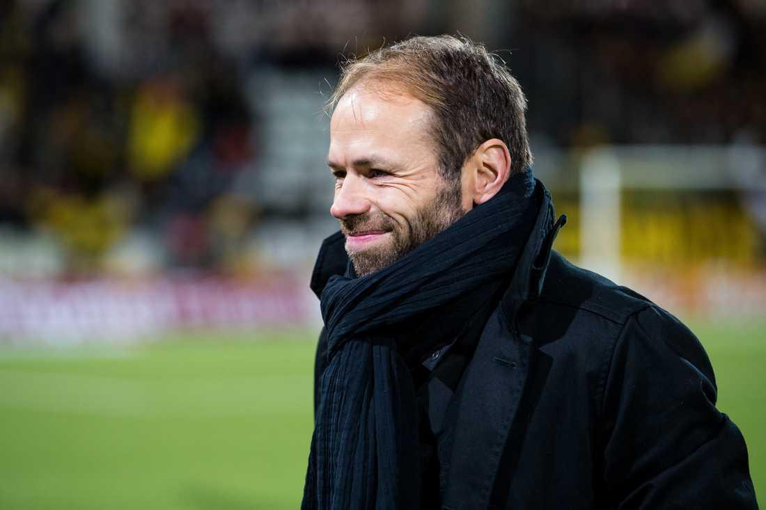 Andreas Alms Häcken kan rädda AIK.
