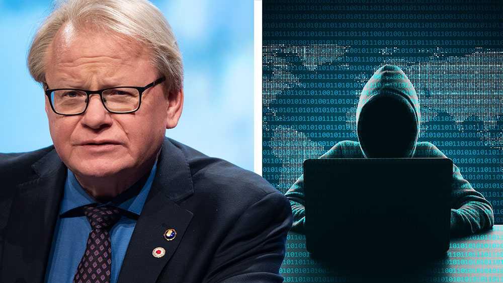 """I ryska RIA Novosti ifrågasätts Sveriges förmåga att hantera virusutbrott och i kinesiska Global Times anses Sverige vara ett """"svart hål som kapitulerat för viruset och som måste fördömas av EU"""". Snabbt hängde högerextrema sajter i Sverige på, skriver  Peter Hultqvist, försvarsminister (S)."""