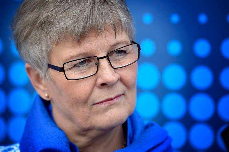 Maud Olofsson, Centerpartiets tidigare partiledare.