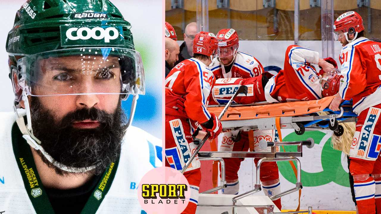 Daniel Rahimi och Alexander Hellström stängs av