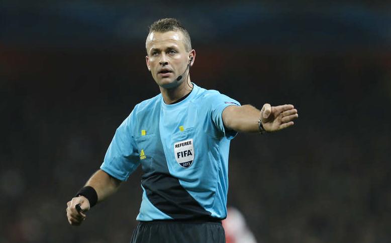 Svein Oddvar Moen får tung kritik. Foto: AP/ALASTAIR GRANT