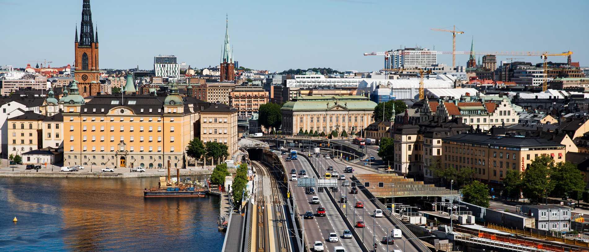 Miljardförluster för Stockholms turismnäring