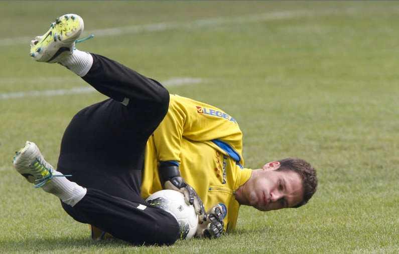 Asmir Begovic (Stoke CIty).