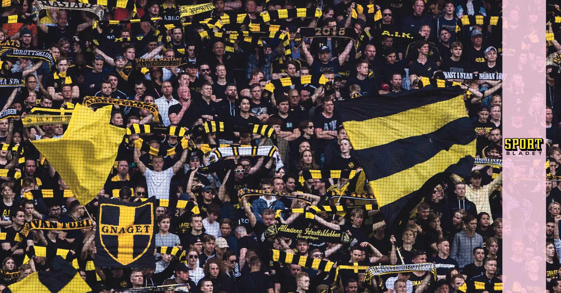 AIK öppnar tredje läktaren inför derbyt