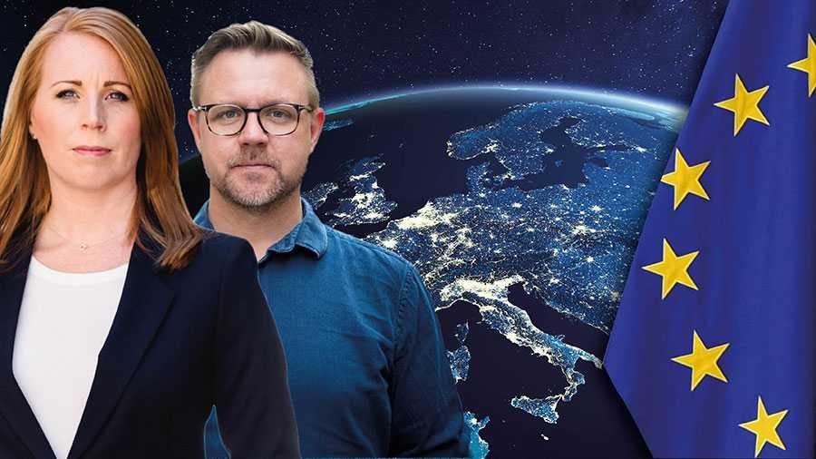Flera svenska partier anser att andra länder borde göra mer för klimatet. För Centerpartiet finns det ingen motsättning mellan dessa två – och här är EU-samarbetet avgörande om vi ska lyckas, skriver Annie Lööf, och Fredrick Federley.
