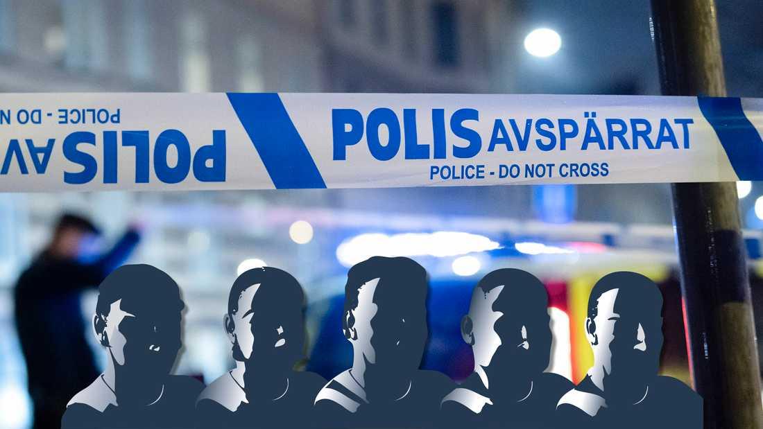 Fem män kunde gripas misstänkta för sexköp efter polisen särskilda insats.