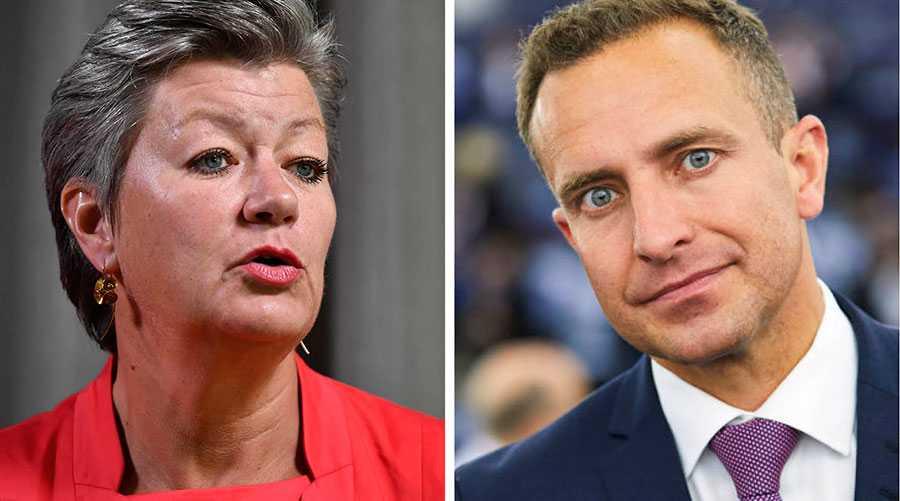 Även om jag och Ylva Johansson står långt ifrån varandra politiskt är det välkommet med en erfaren och kompetent företrädare i EU-kommissionen, skriver Tomas Tobé.