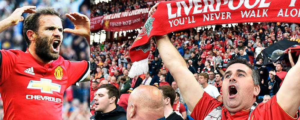 Hatet mellan Manchester och Liverpool blossar upp på och vid sidan om fotbollsplanen. Men fiendeskapen är större än så – de två städerna sägs ha varit såta ovänner sedan 1893. Martin Söderström har läst boken om den märkliga rivaliteten.