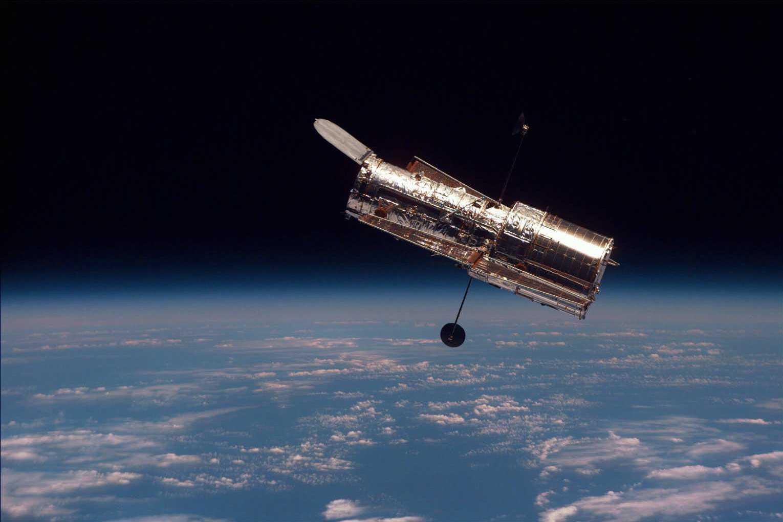 Hubble-teleskopet har varit i drift sedan 1990. Arkivbild.