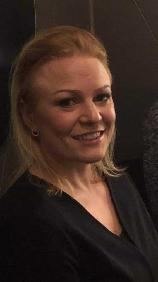 Stina Hägglöf är en av de nio som dog i flygkraschen i Umeå.