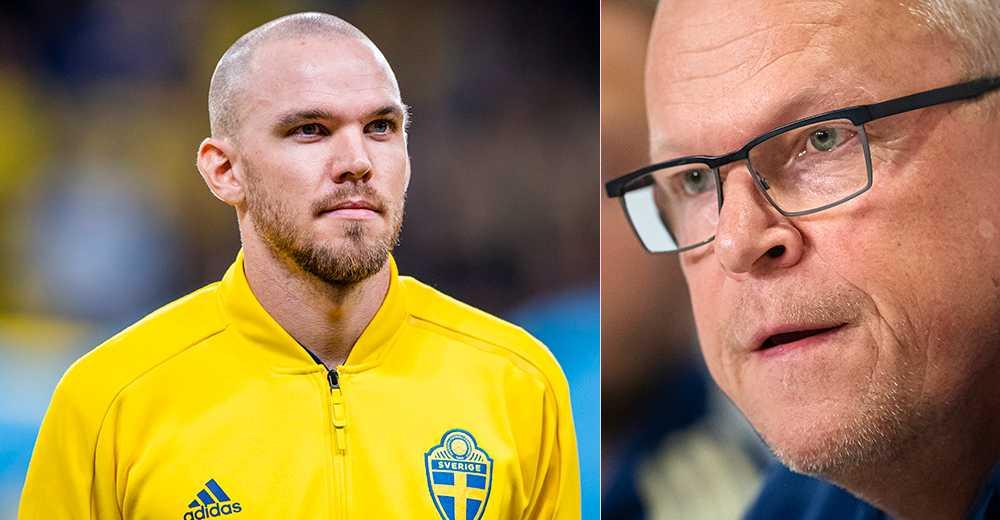 Marcus Danielson och Janne Andersson.
