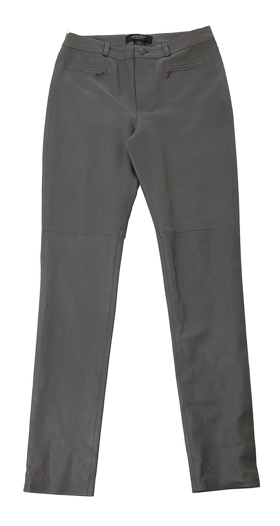 Färgat läder Ellos. 1 299 kr