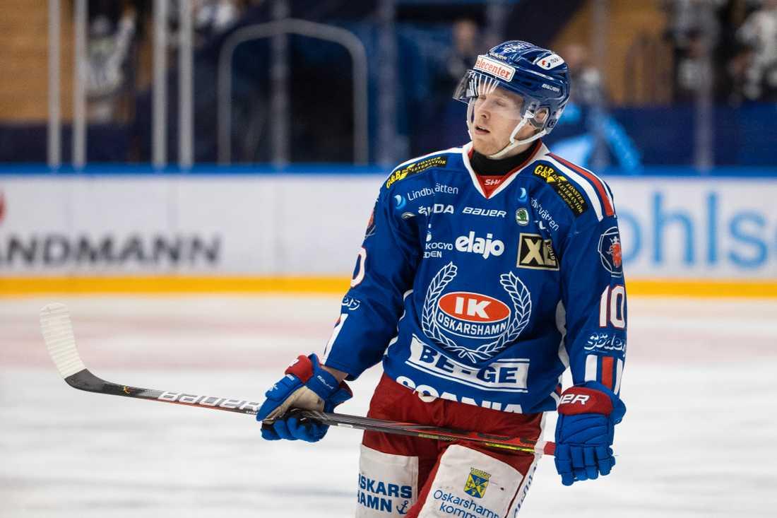 Nicklas Heinerö.