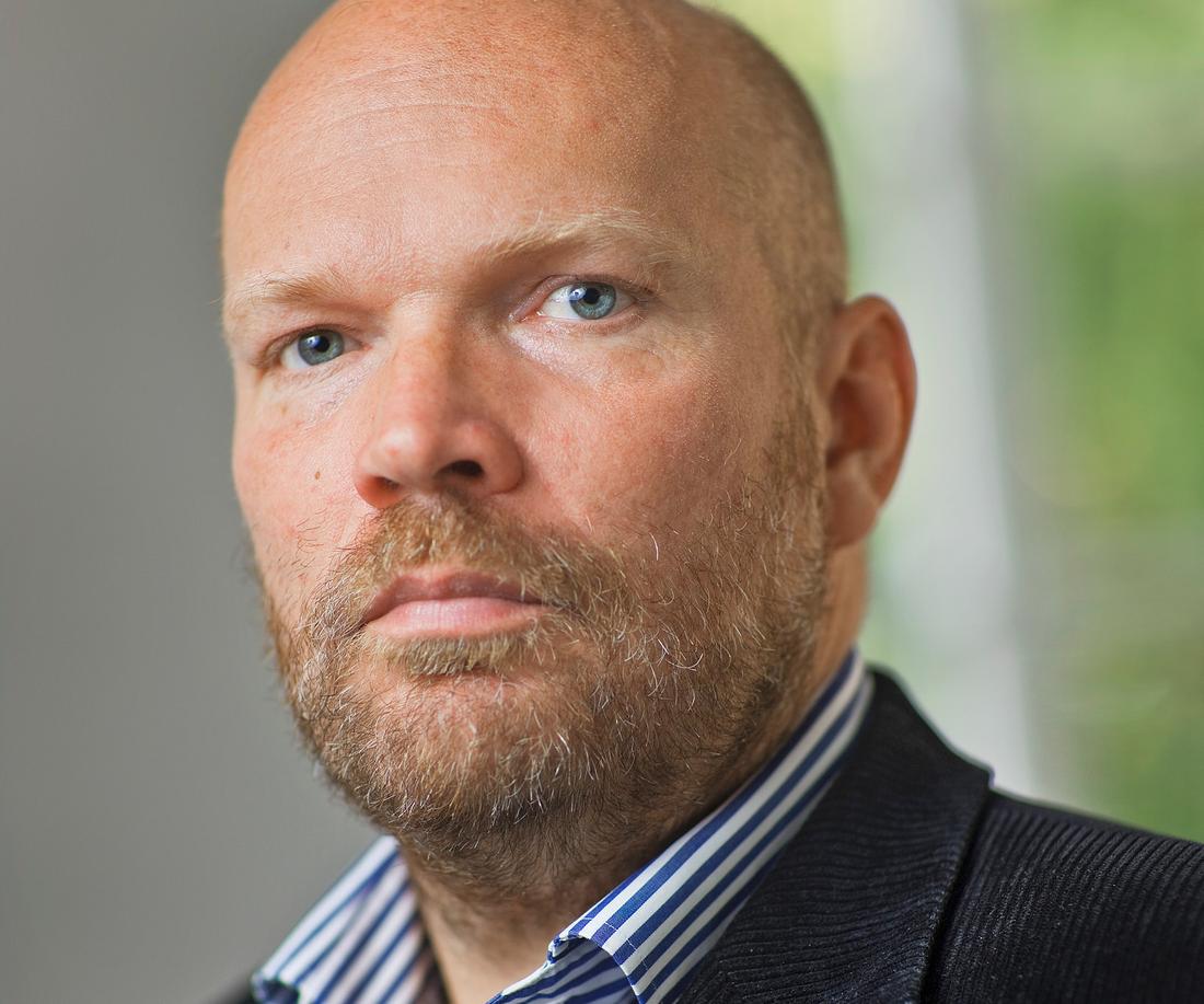 Göran Zettergren, chefsekonom, TCO.