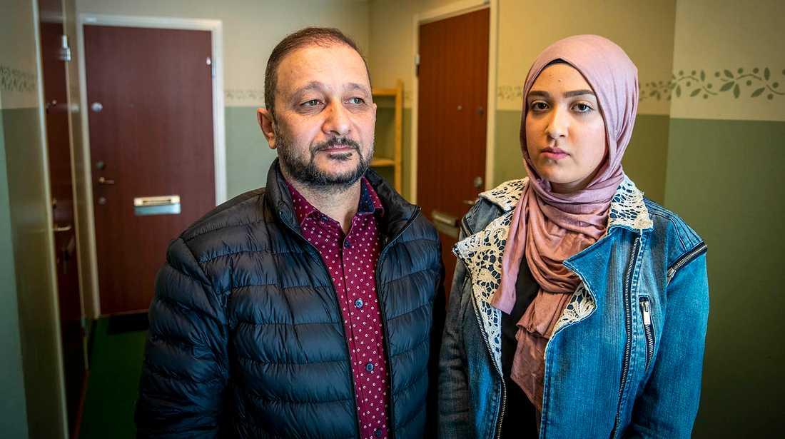 Kommunala hyresvärden MKB i Malmö erbjuder ingen ny bostad – nu står familjen på gatan.