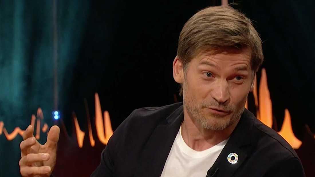 Nikolaj Coster-Waldau.