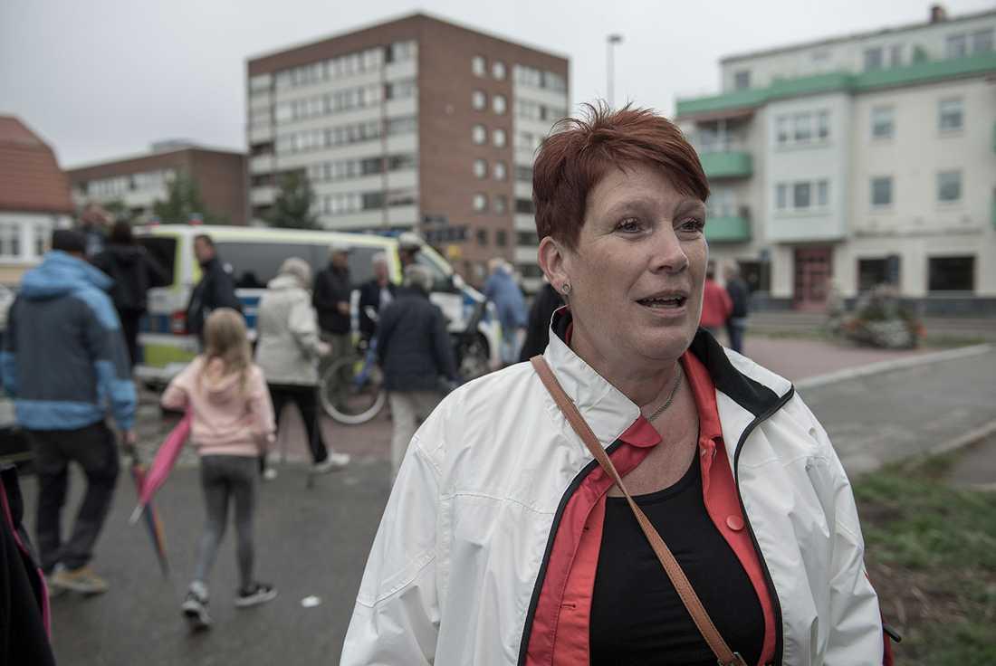 Kommunfullmäktiges ordförande Maria Strömkvist (S).