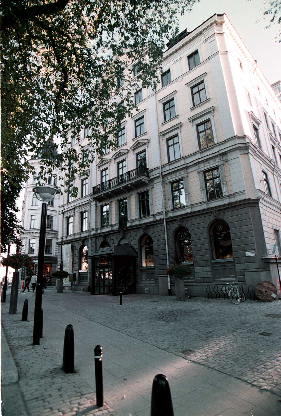 Bukowskis i Stockholm ägs av oljefamiljen Lundin.