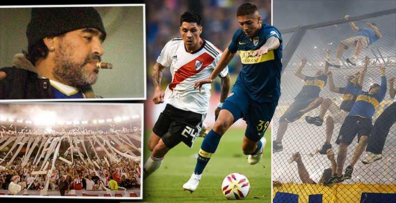 Boca Juniors mot River Plate i final i Copa Libertadores – DOKUMENT ... 1ef600154b42a