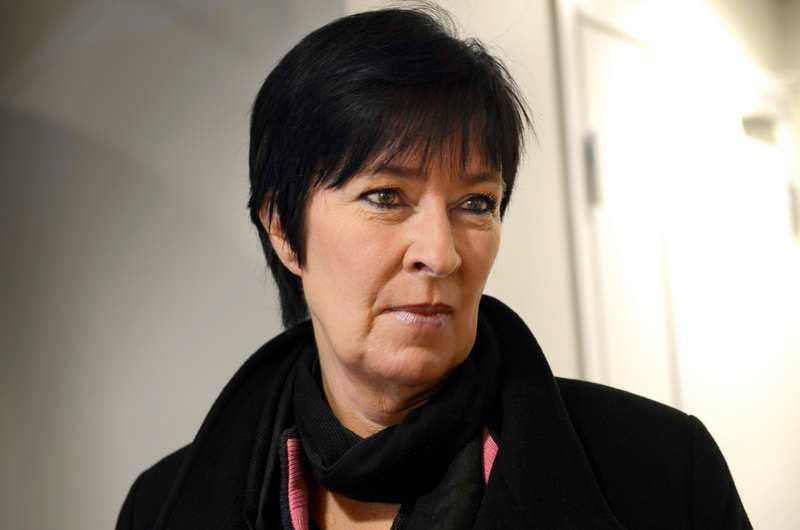 Mona Sahlin sitter i juryn för Anna Lindh-priset.