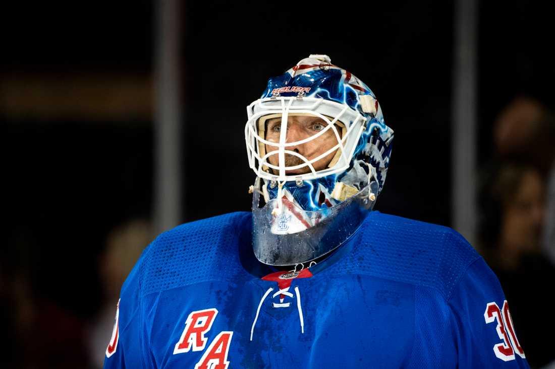 Henrik Lundqvist uppges ha gjort sitt i New York Rangers.