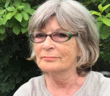 Eva Valinger, 75.