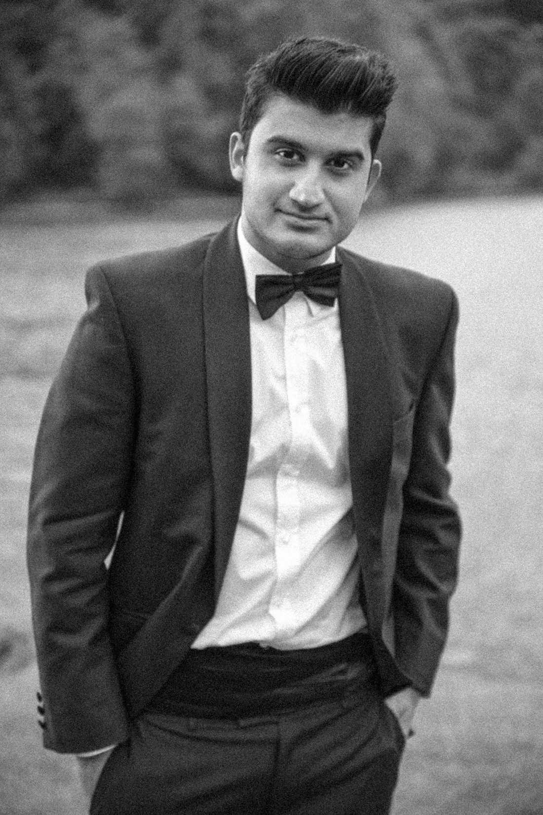 Elevassistenten Lavin Eskandar, 20, mördades i skolattacken i Trollhättan.