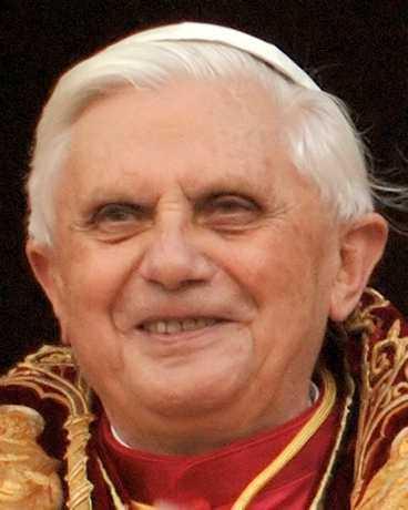 Påven.