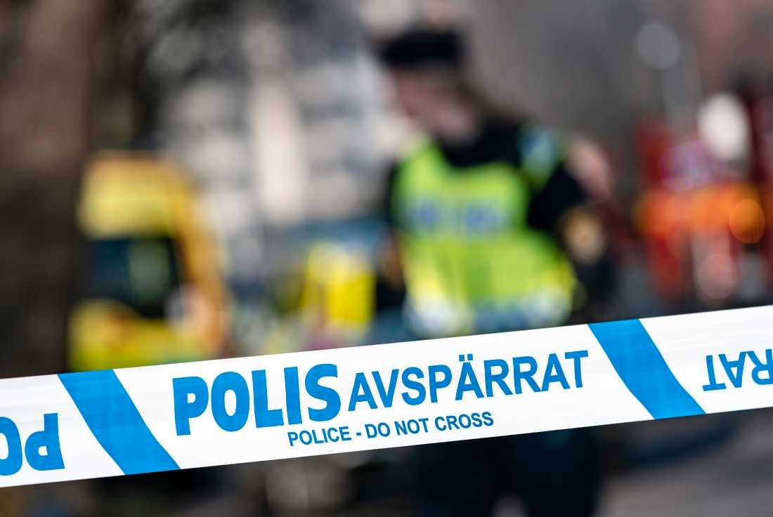 Den 31 oktober förra året hittades en kvinna död i Borlänge. Nu läggs förundersökningen om mord ned. Arkivbild.