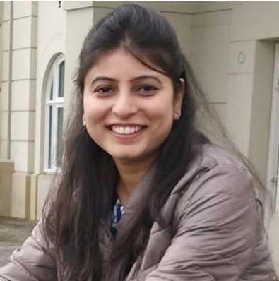 Shikha Garg.