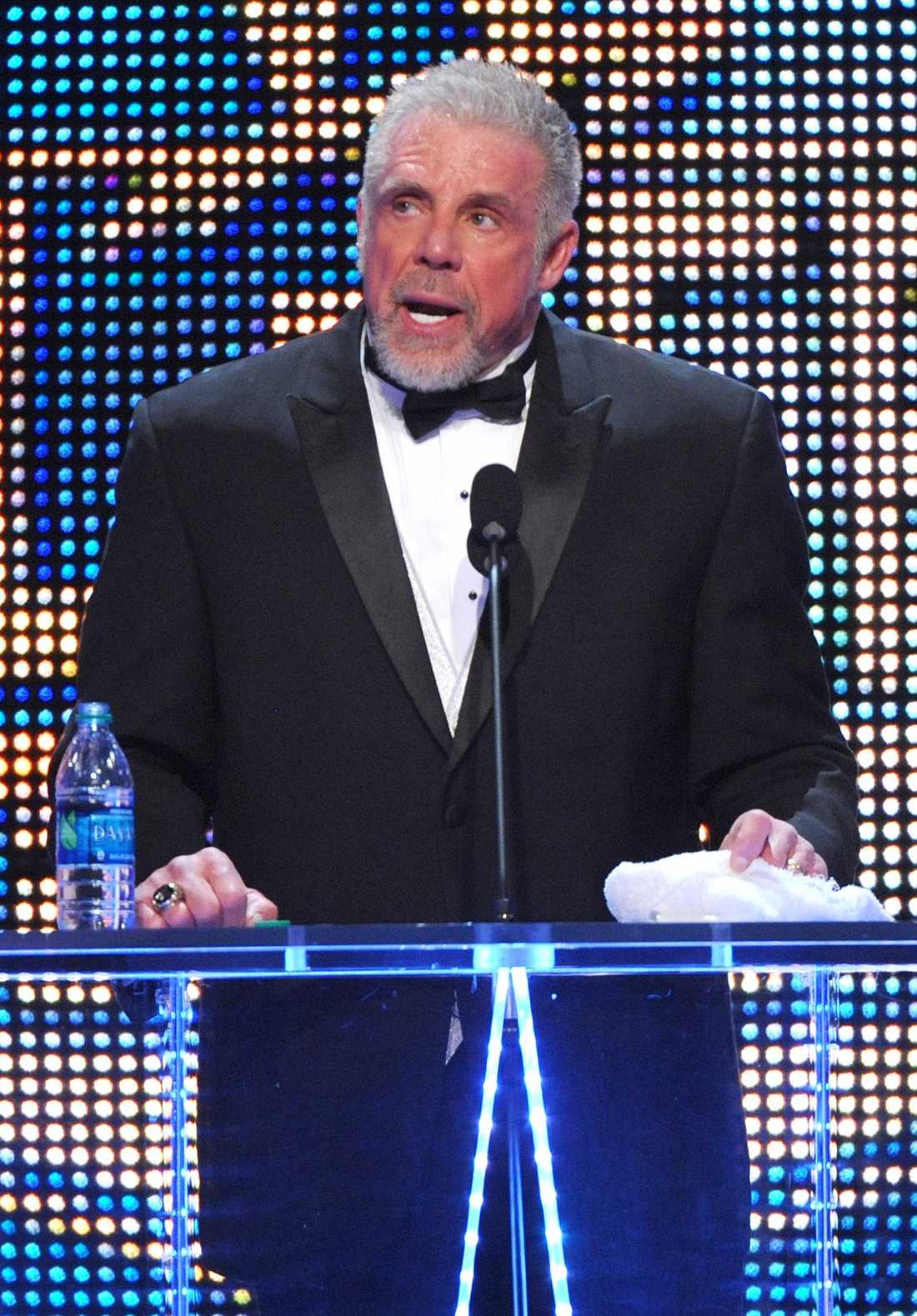 Ultimate Warrior, James Hellwig, blev 54 år.