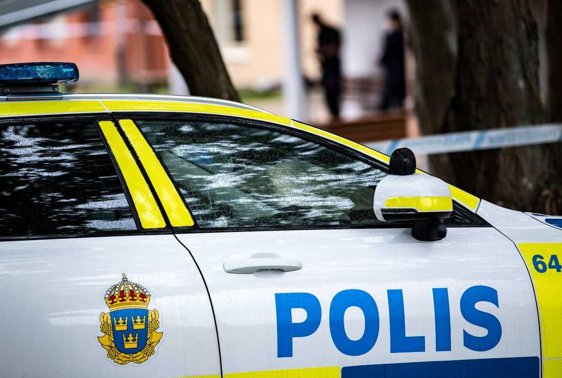 Polisen är förtegen angående ett våldsbrott som skedde under måndagskvällen i Norrköping. Arkivbild.