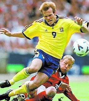 5 jun 1999: EM-kval mot England 0–0.