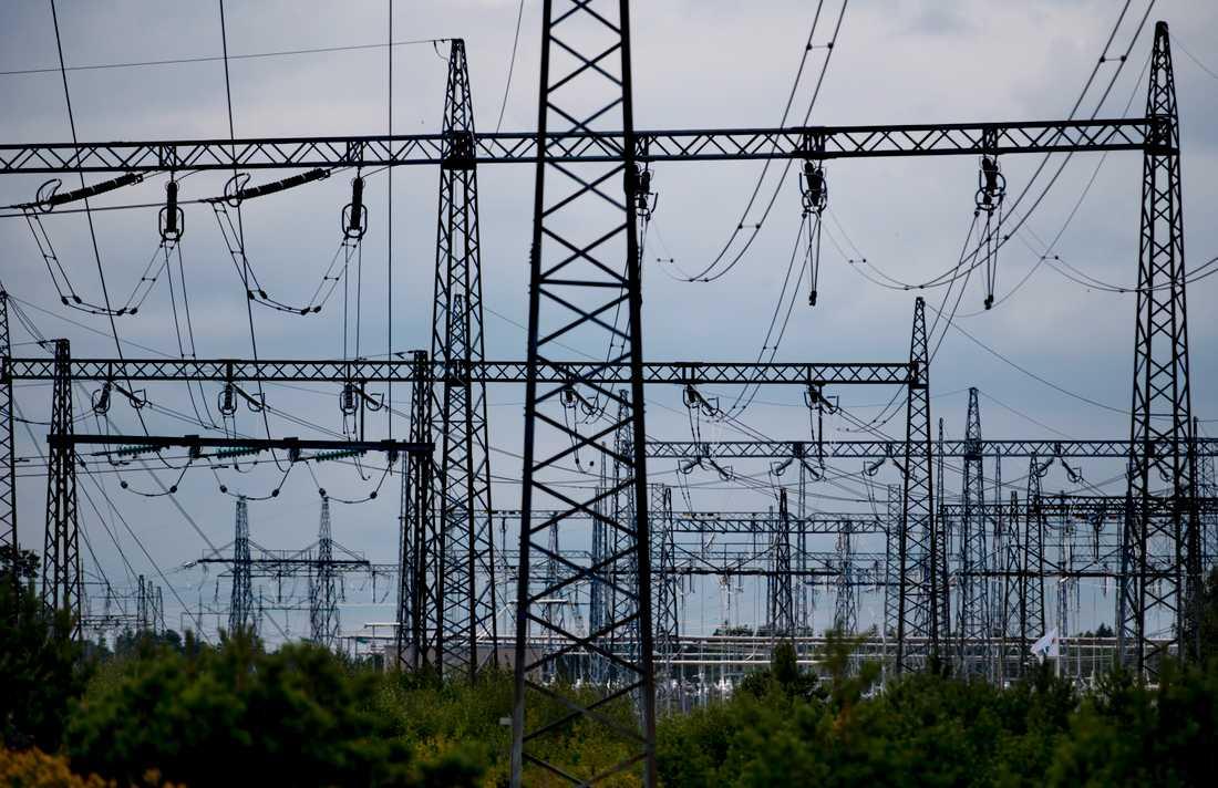 Uppgörelsen med elbolagen har i dagarna blivit proposition som ska läggas fram för riksdagen. Arkivbild.