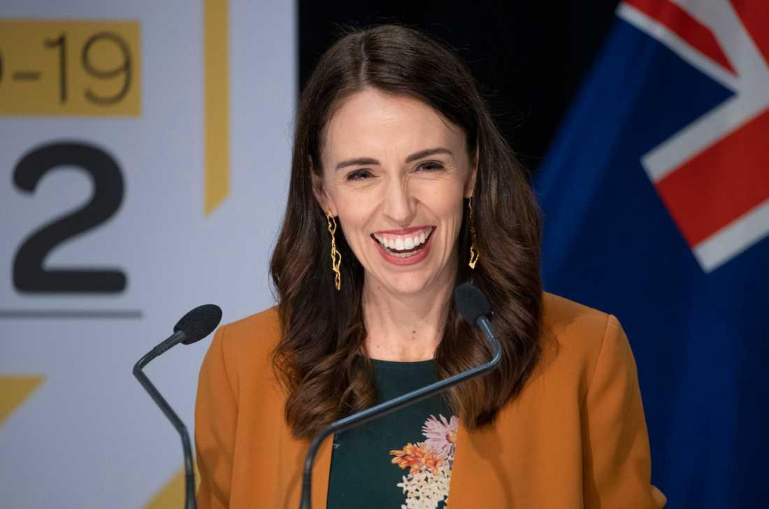 Nya Zeelands premiärminister Jacinda Ardern kan räkna med att få sitta kvar på sin post efter parlamentsvalet i september.