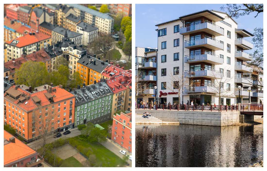 Allt fler tecken talar för att bostadmarknaden är lite svajig just nu.