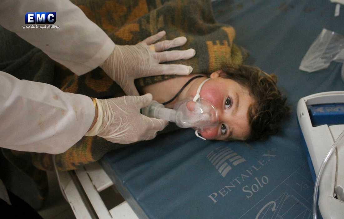 Attacken med kemiska stridsmedel skakade världen.