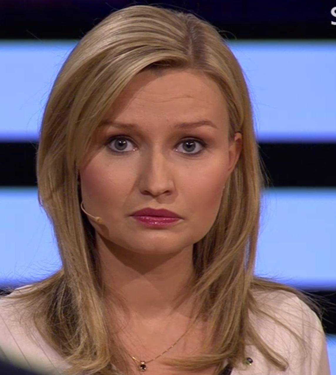 Ebba Busch Thor liknar Nato vid en hemförsäkring | Aftonbladet