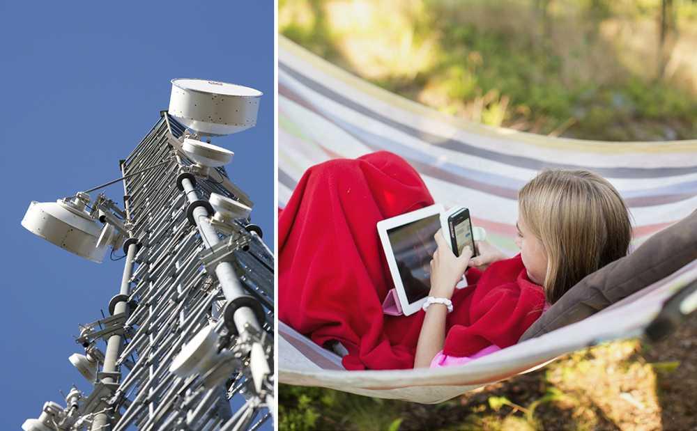 Gotlänningarna mobilsurfar snabbast i landet.
