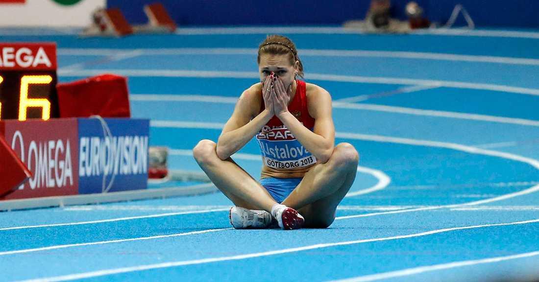 Kseniya Aksyonova är en av de som beviljas dispens. Hon hette förut Ustalova i efternamn.