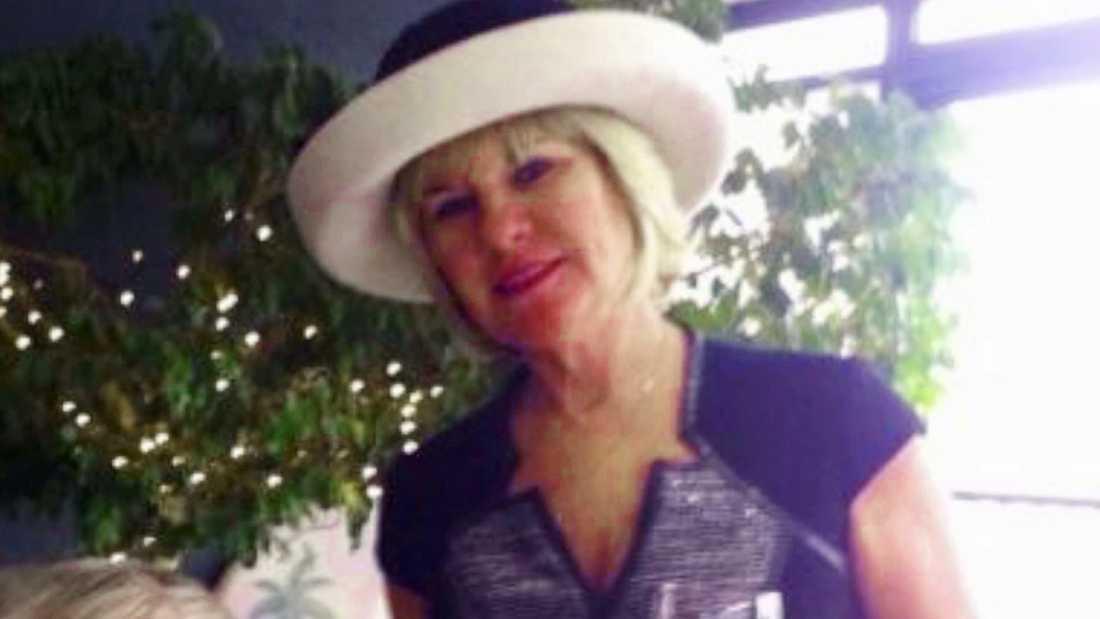 Pamela Sellers Hutchinson misstänks ha skjutits av Riess.