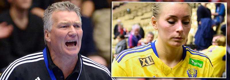 Gulldén riktade kritik mot ledarna efter storförlusten mot Danmark - nu svarar Sivertsson.