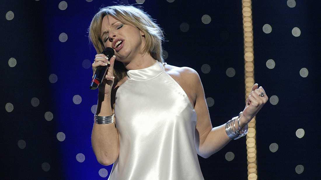 """Pandora"" i Melodifestivalen 2004."