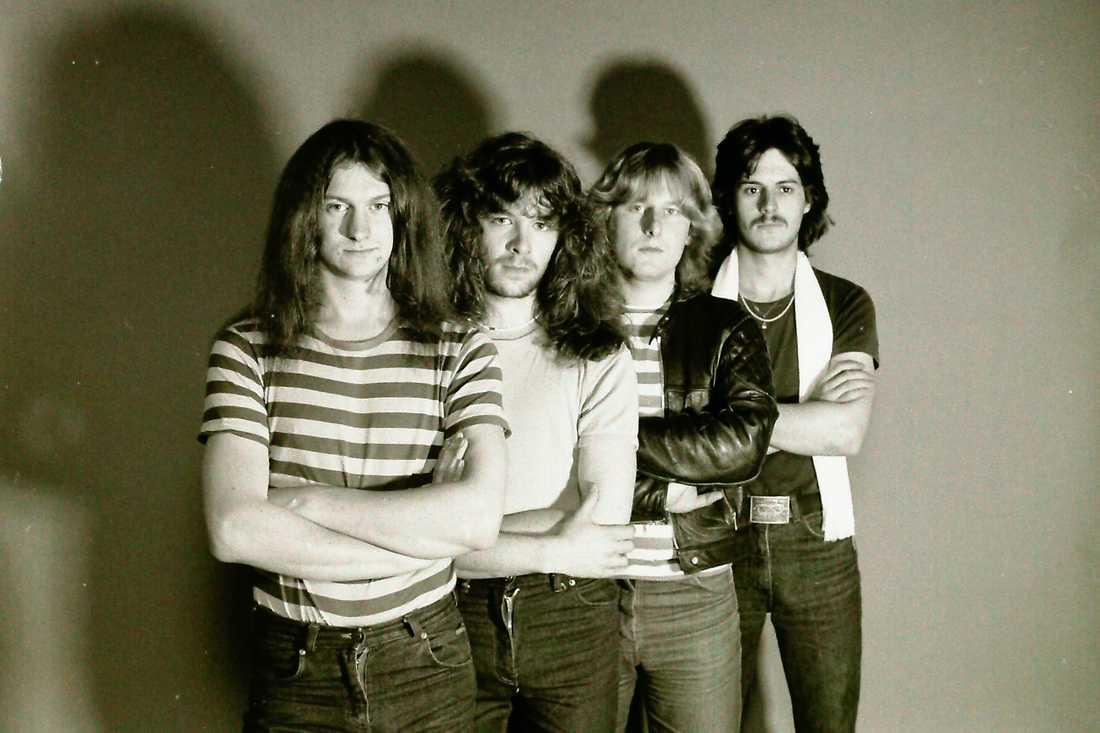 Hört talas om heavy metal-bandet Goldsmith? Inte? Det är faktiskt inte så konstigt.