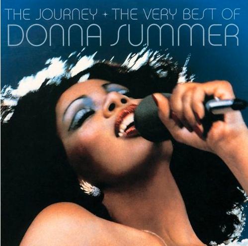 "Samlingskivan ""The Journey: The Very Best of Donna Summer"" från 2003."